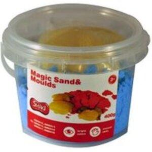 Smiki Magic Sand blau 400g