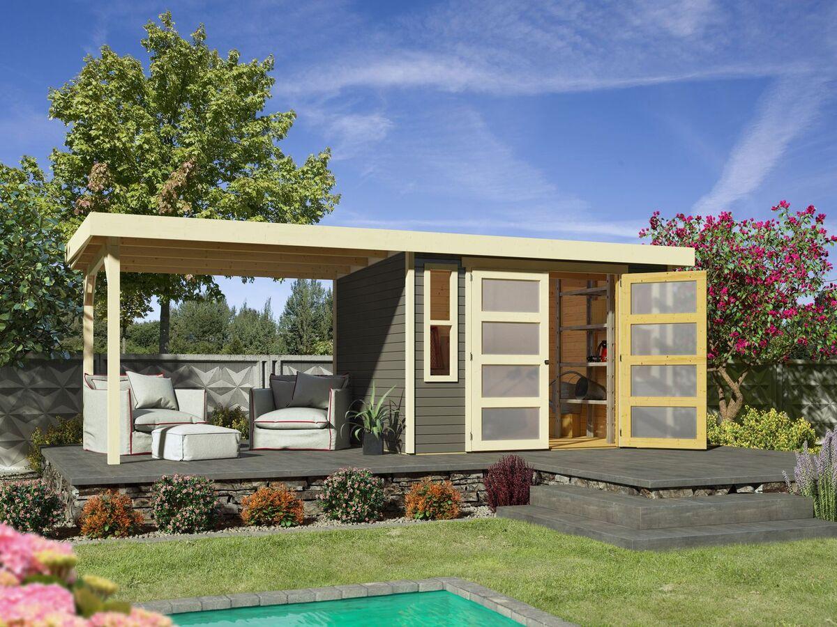Bild 5 von Karibu Gartenhaus Trundholm 2