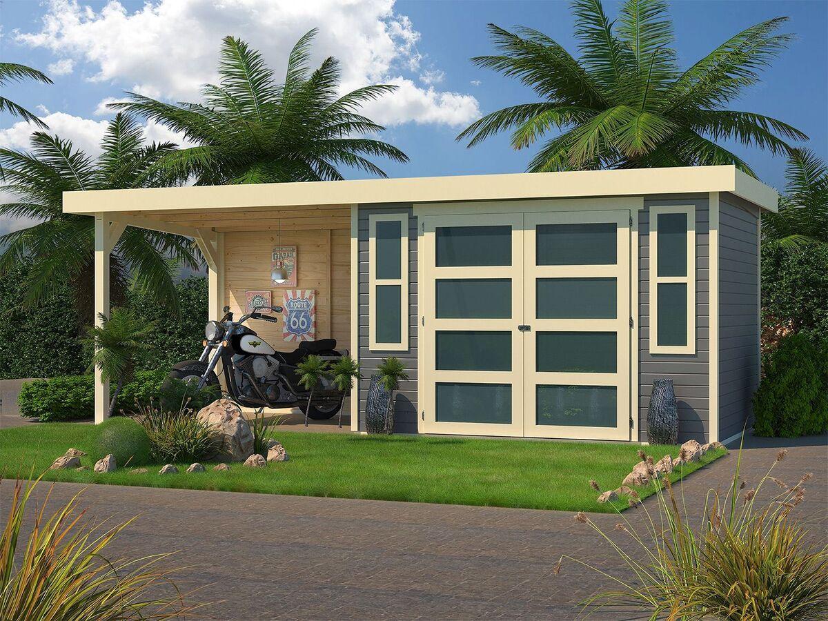 Bild 7 von Karibu Gartenhaus Trundholm 2