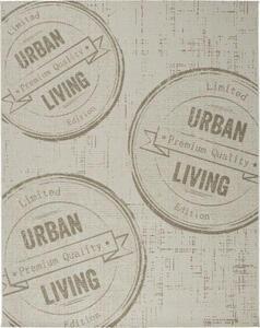 Flachwebeteppich Urban Living, ca. 200x250cm