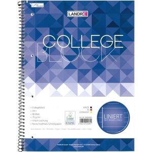 Collegeblock A4 mit Lineatur 27, liniert