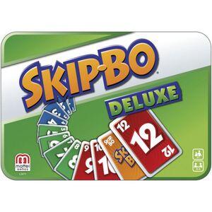 Skip-Bo Deluxe Box von Mattel