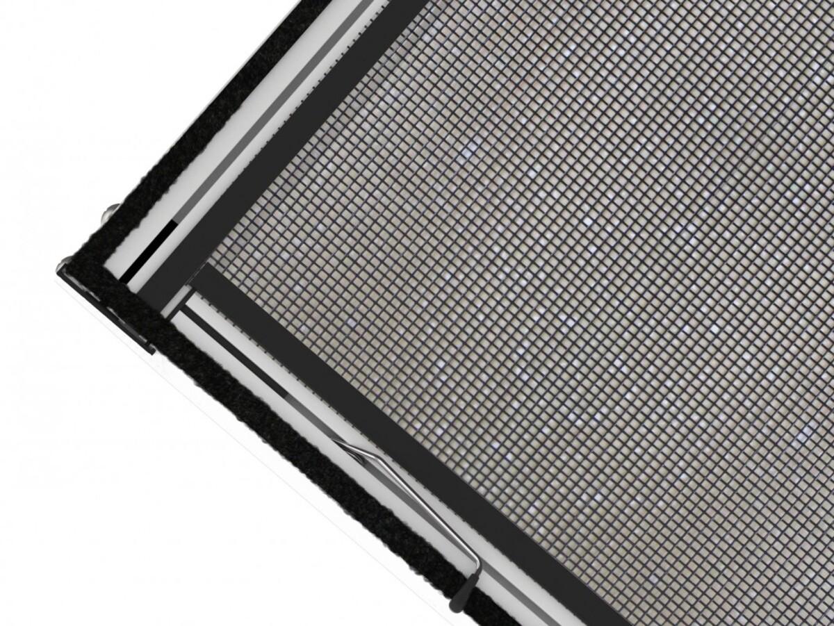 "Bild 4 von Powertec Insect Aluminium-Fliegengitter-Bausatz ""Slim"""