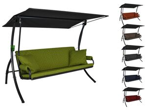 Angerer Elegance Hollywoodschaukel Design Joy, 3-Sitzer