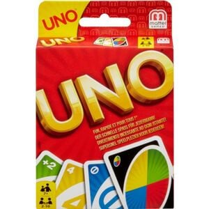 UNO Kartenspiel Mattel