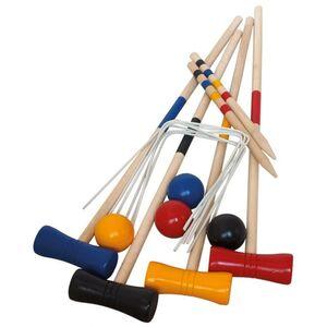 Croquet Set Junior - für 4 Personen