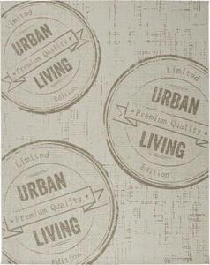 Flachwebeteppich Urban Living, ca. 120x170cm