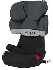 CYBEX Auto-Kindersitz Solution X-fix ´´Gray Rabbit Dark Grey´´