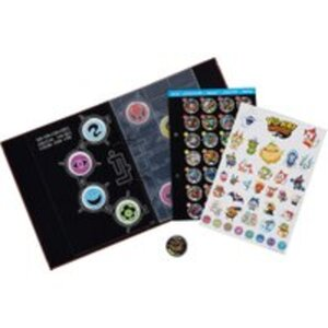 Yo-Kai Watch Sammelbuch mit Medaille