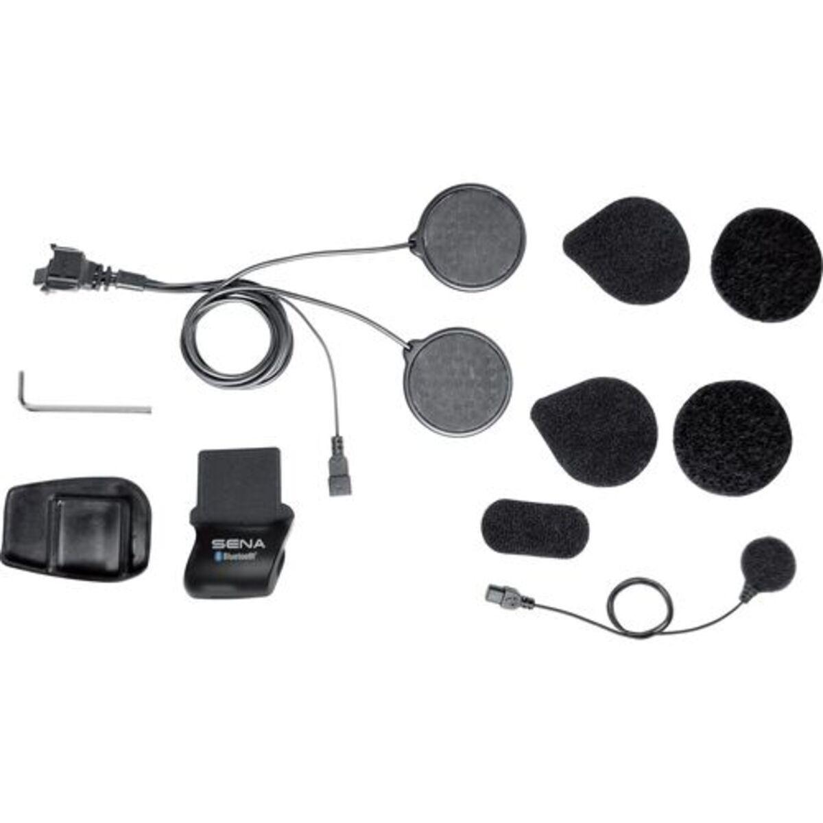 Bild 1 von Sena            SMH5-FM Bluetooth Headset Universal Dual Pack