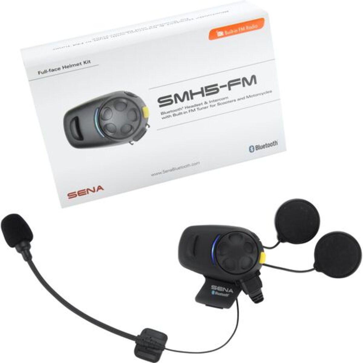 Bild 4 von Sena            SMH5-FM Bluetooth Headset Universal Dual Pack