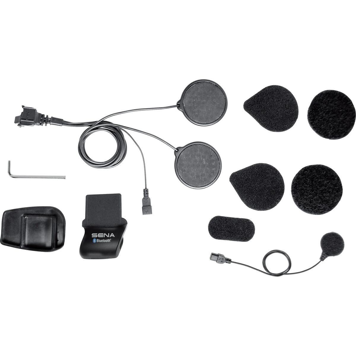 Bild 5 von Sena            SMH5-FM Bluetooth Headset Universal Dual Pack