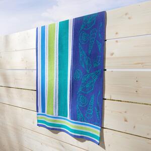 Strandtuch Dyckhoff 70x180 cm in Blau