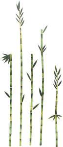 Dekosticker Bambus, ca. 50x70cm