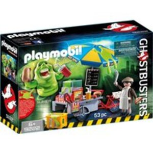 PLAYMOBIL 9222 Ghostbusters Slimers Hot Dog Stand