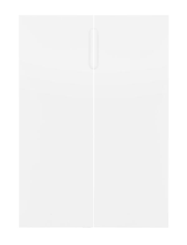 Türenset in Weiß aus Holzwerkstoff