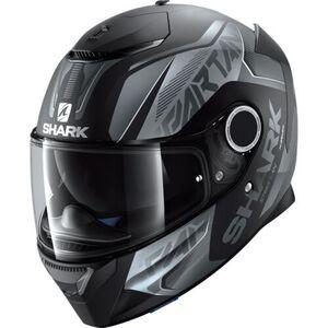 Shark helmets            Spartan Karken Mat Black