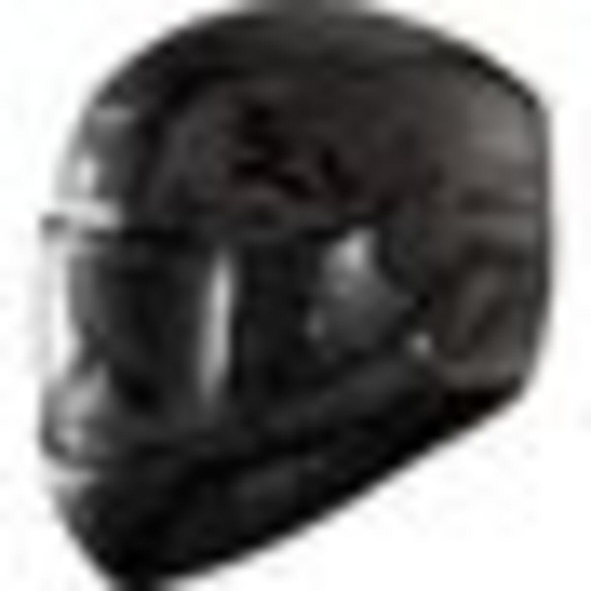 Bild 3 von Shark helmets            D-SKWAL Saurus Schwarz/Weiß/Grau Matt