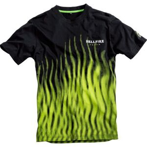 Hellfire            T-Shirt 2.0 schwarz