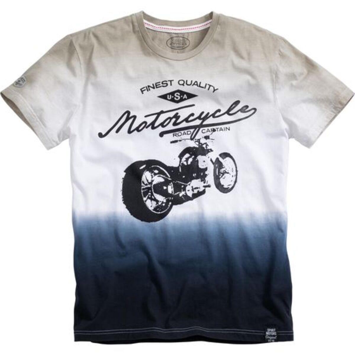 Bild 1 von Spirit Motors            Klassik T-Shirt 3.0 weiß