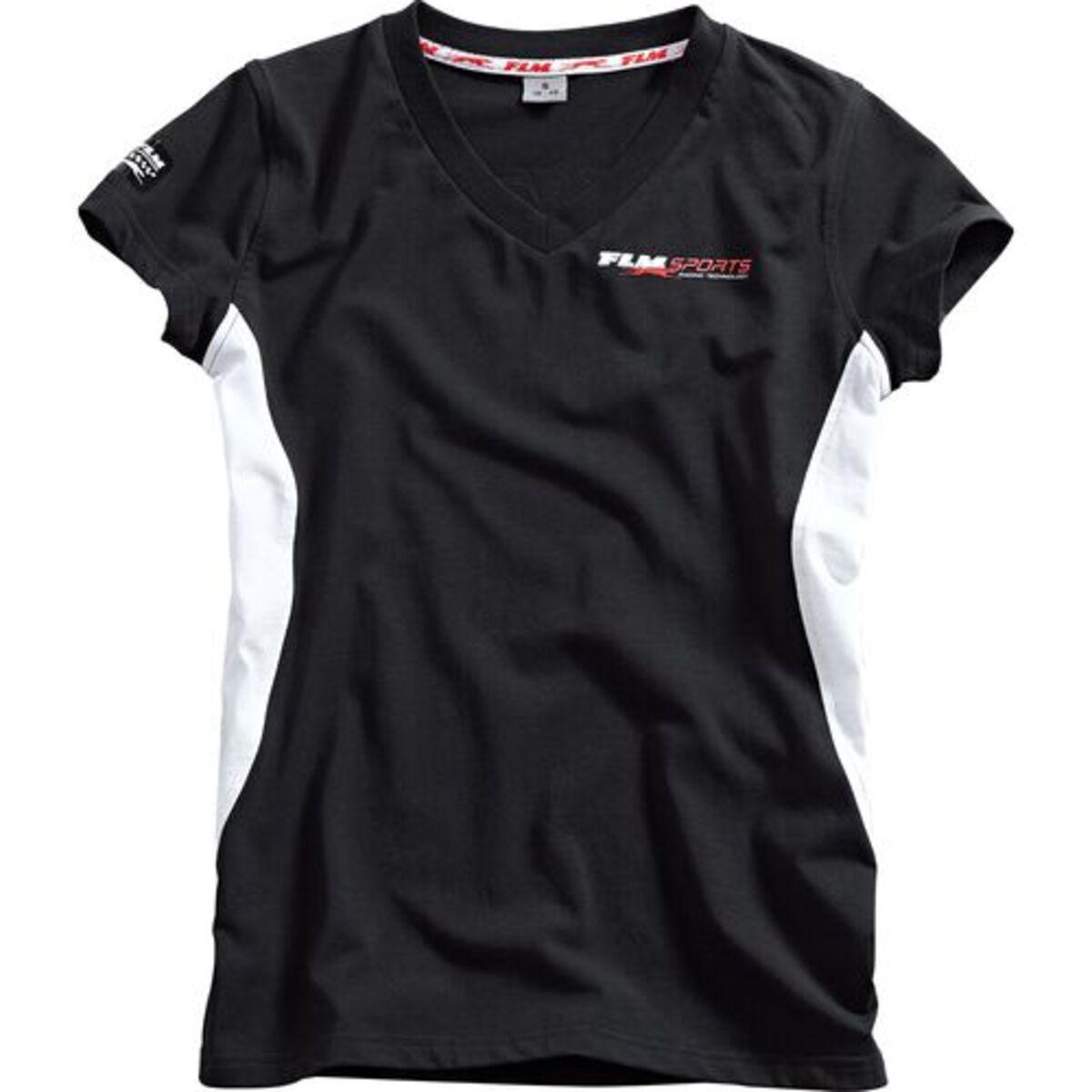 Bild 1 von FLM            Sports Damen T-Shirt 1.0 schwarz
