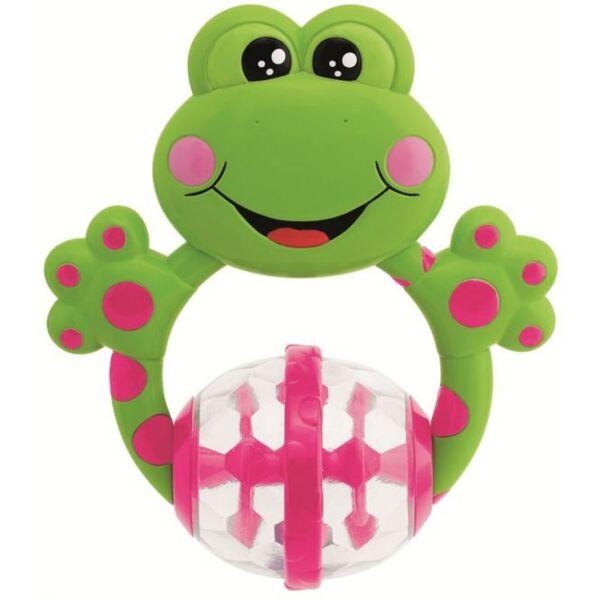 Lustige Rasselbande Frosch