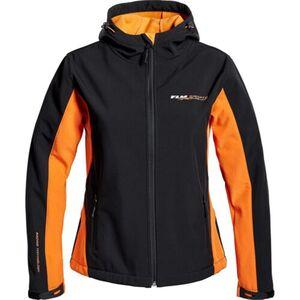 FLM            Sports Damen Softshelljacke 1.0 orange