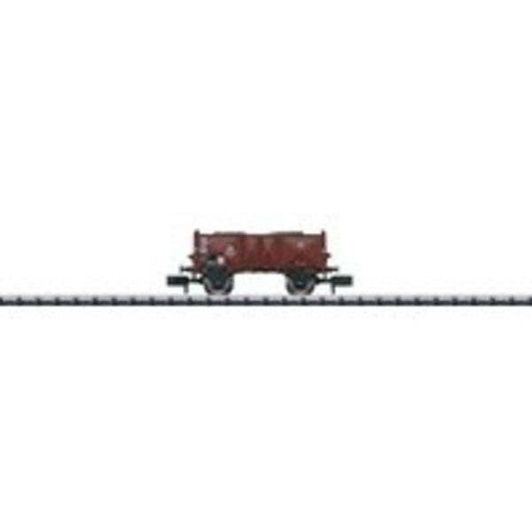 Minitrix Offener Güterwagen mit Ladegut