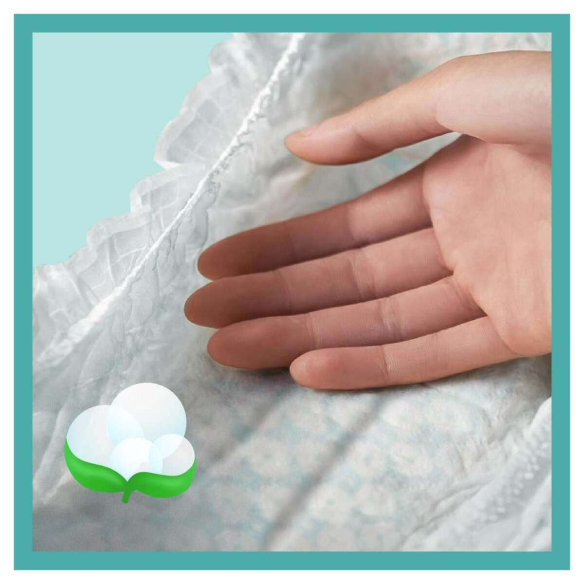 Bild 2 von Pampers Baby Dry Windeln Baby Dry Monatsbox, Größe 5+ Junior Plus