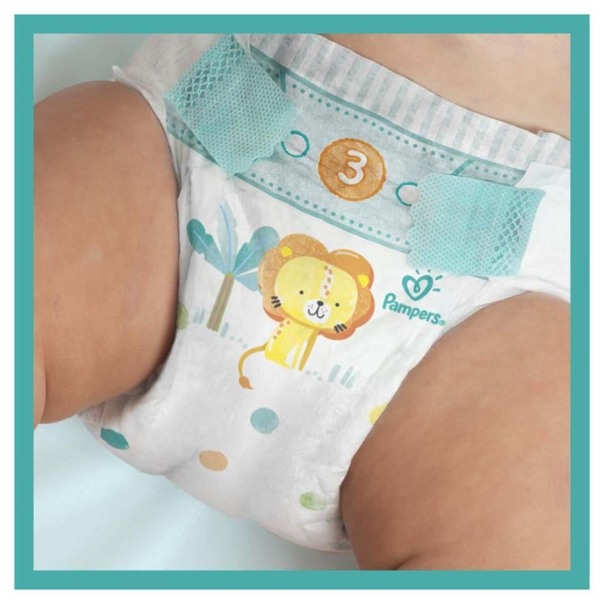 Bild 3 von Pampers Baby Dry Windeln Baby Dry Monatsbox, Größe 5+ Junior Plus