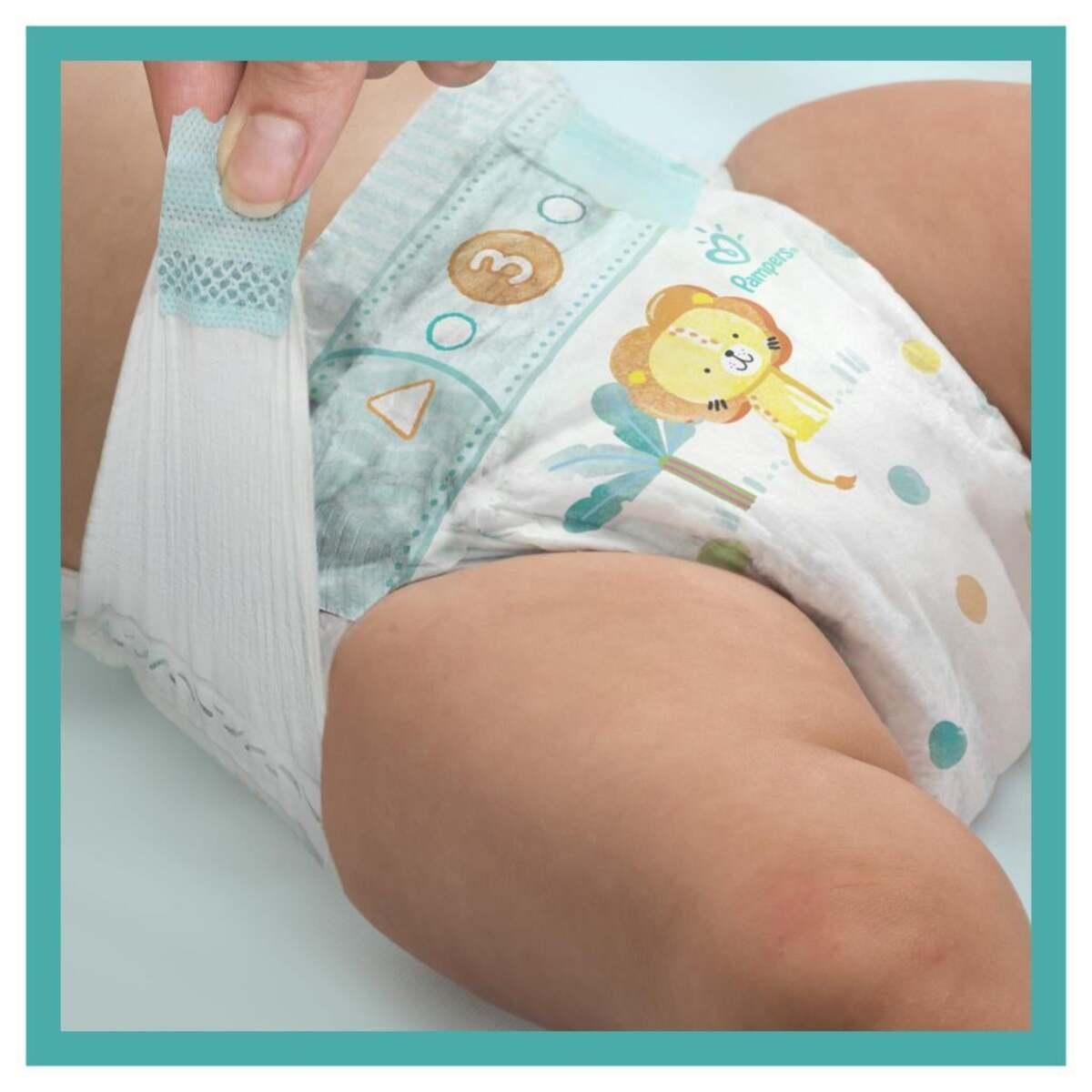 Bild 4 von Pampers Baby Dry Windeln Baby Dry Monatsbox, Größe 5+ Junior Plus