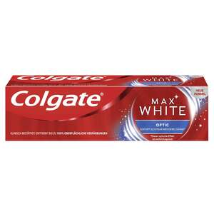 Colgate Max White Optic Zahnpasta 3.32 EUR/100 ml