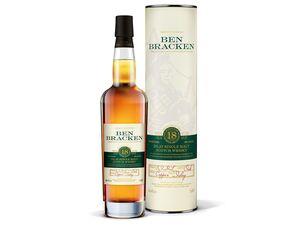 Ben Bracken Islay Single Malt Scotch Whisky 18 Jahre 46% Vol
