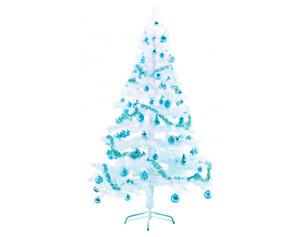 Weihnachtsbaum weiß 150 cm