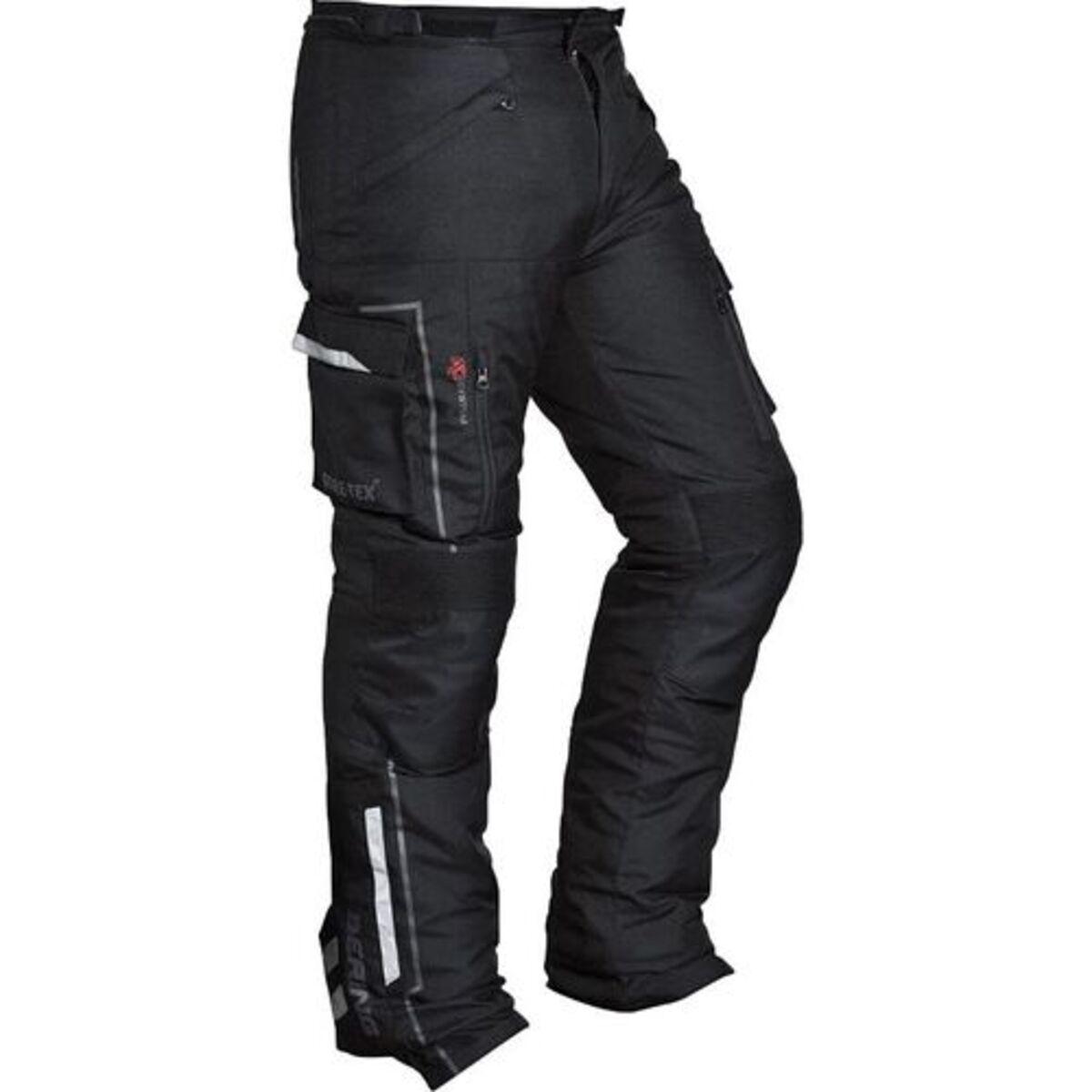 Bild 1 von Bering            California Textil Motorradhose schwarz