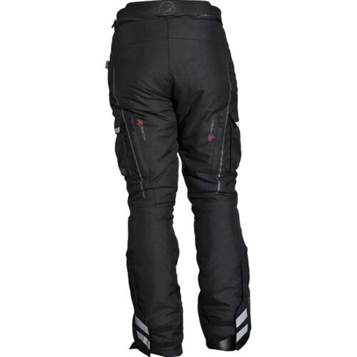 Bild 2 von Bering            California Textil Motorradhose schwarz