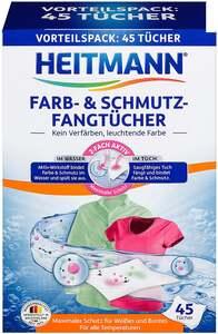 Heitmann Farb- und Schmutzfangtücher 45er - 2fach aktiv