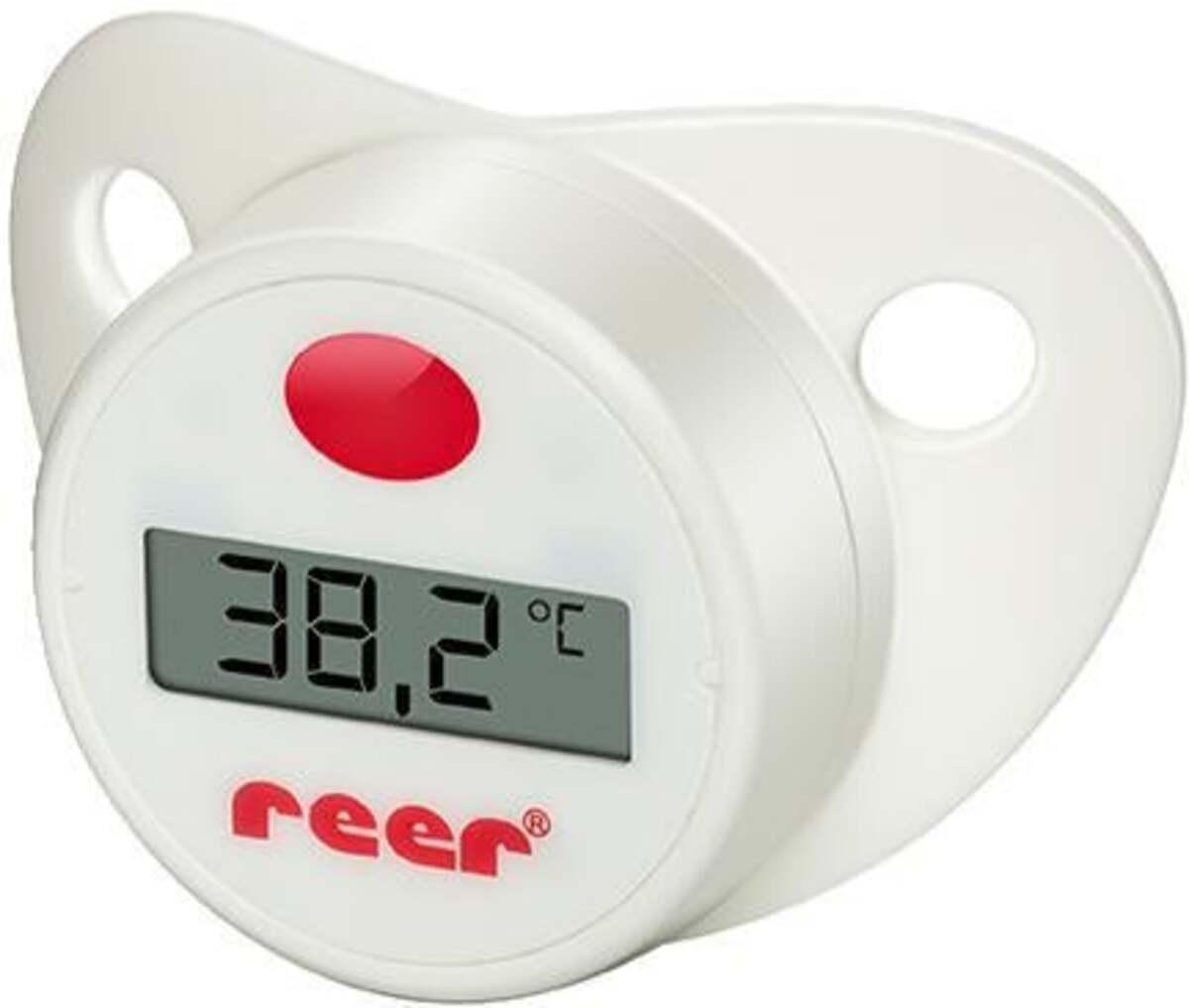 Bild 1 von reer digitales Schnuller Fieberthermometer