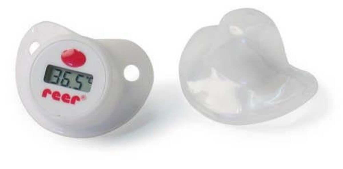 Bild 3 von reer digitales Schnuller Fieberthermometer