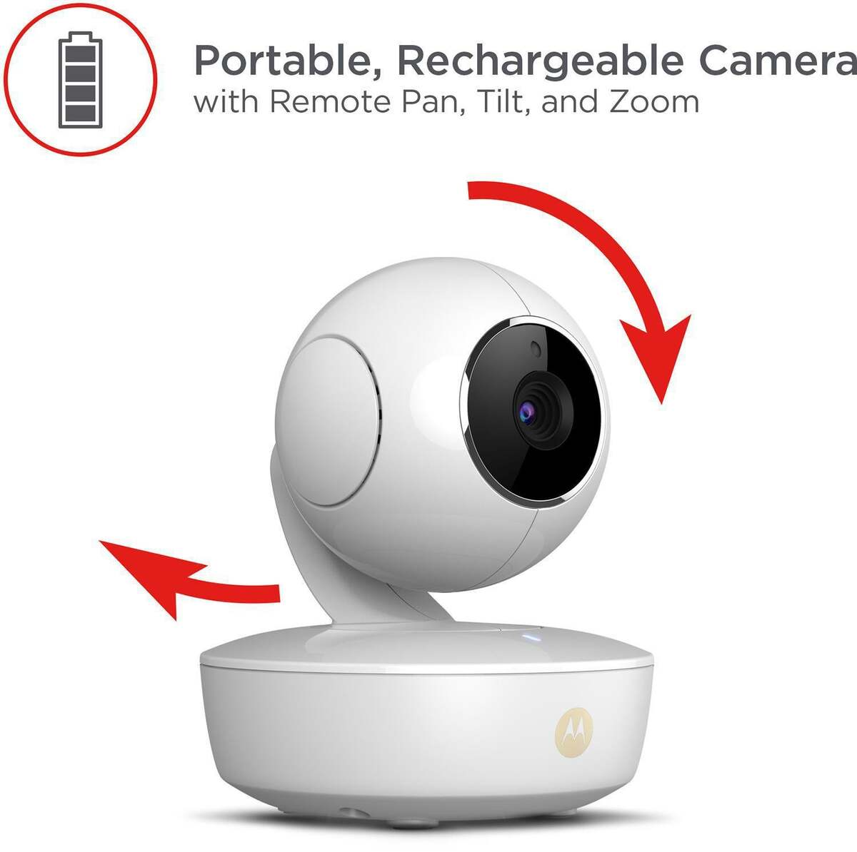 Bild 2 von Motorola digitales Video–Babyphone MBP55