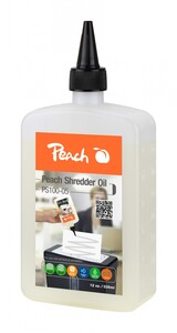 Peach Aktenvernichter Spezial Öl, PS100-05