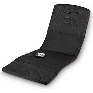 VITALmaxx Massagematte 5-Zonen mit Wärmefunktion, schwarz