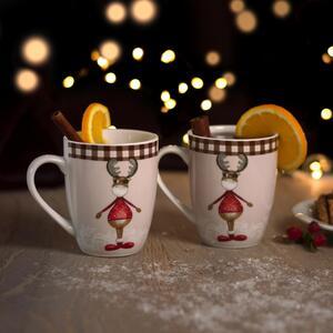 Kaffeebecher Moosy 2-er Set