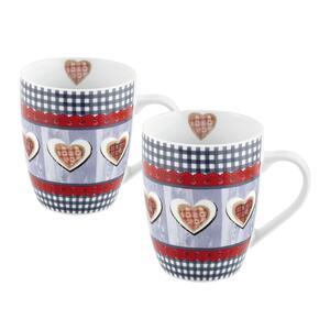 Kaffeebecher 2-er Set