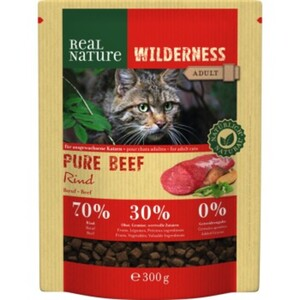 REAL NATURE WILDERNESS Pure Beef Adult