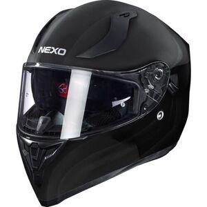 Nexo            Integralhelm Sport II schwarz