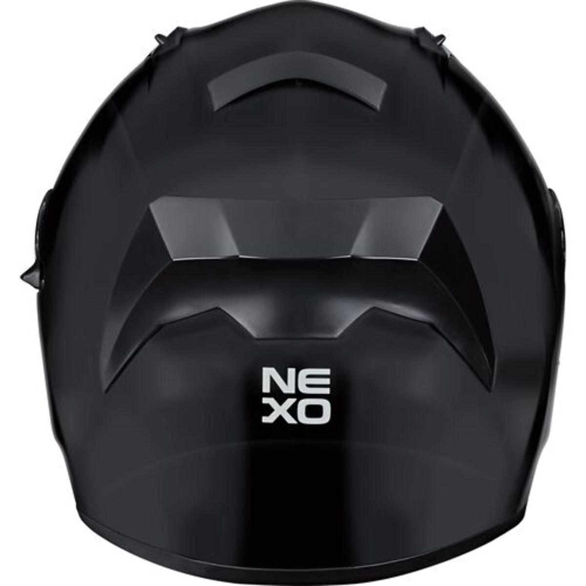 Bild 3 von Nexo            Integralhelm Sport II schwarz