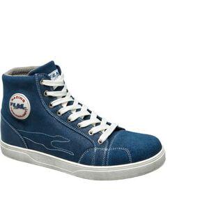 FLM            City Schuh 1.0 blau