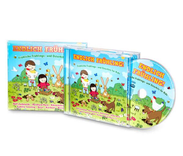 CD »Endlich Frühling!«