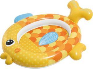 Baby Planschbecken freundlicher Goldfisch